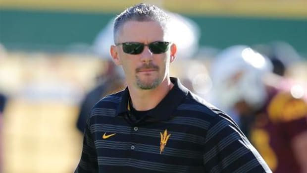 Memphis hires Arizona State OC Mike Norvell as next head coach-IMAGE