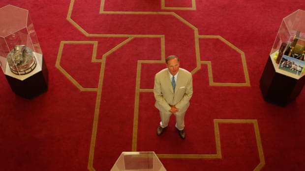 USC AD Pat Haden skipping CFP meeting in Indy to honor gay son