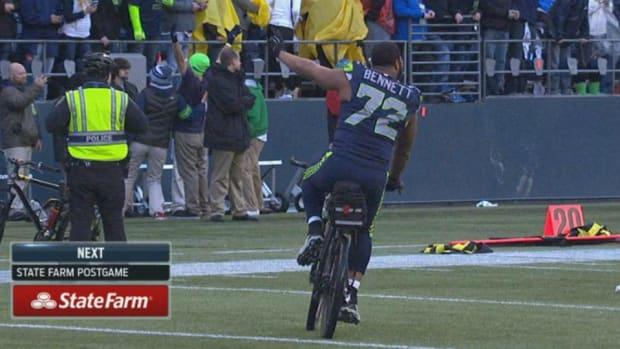 michael bennett bike ride