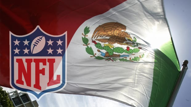 Report: Mexico to host five NFL regular season games--IMAGE