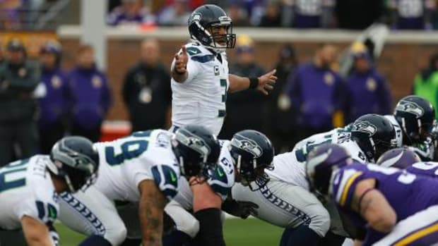 Seattle Seahawks get statement win over Vikings IMAGE