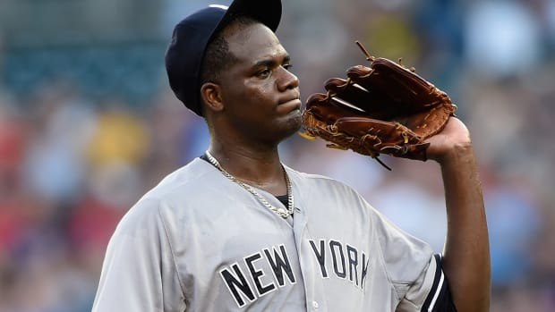 Yankees place Michael Pineda on 15-day DL IMAGE