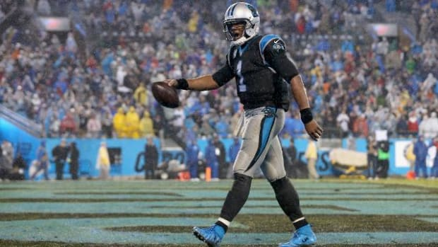 Panthers beat Colts 29-26 in OT, improve to 7-0 - IMAGE