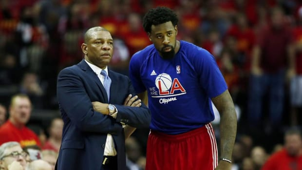 Clippers fined for DeAndre Jordan recruiting--IMAGE
