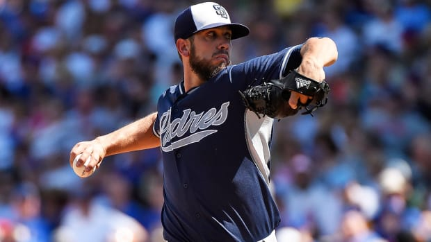Will James Shields make the Padres playoff contenders? - Image