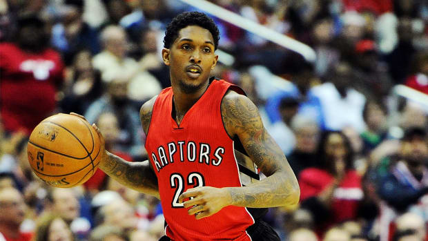 Report: Lou Williams, Lakers agree to contract--IMAGE