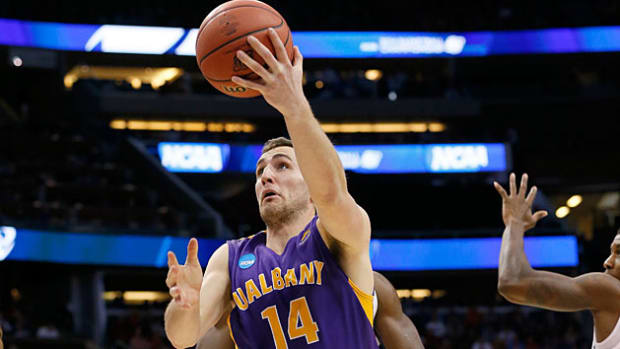 Sam Rowley Albany Great Danes NCAA team preview