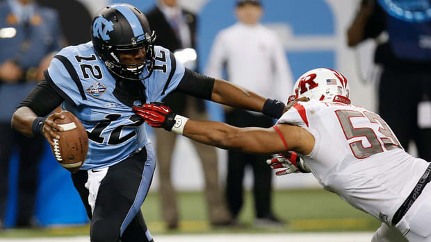 North Carolina QB Marquise Williams will miss spring practice with injury
