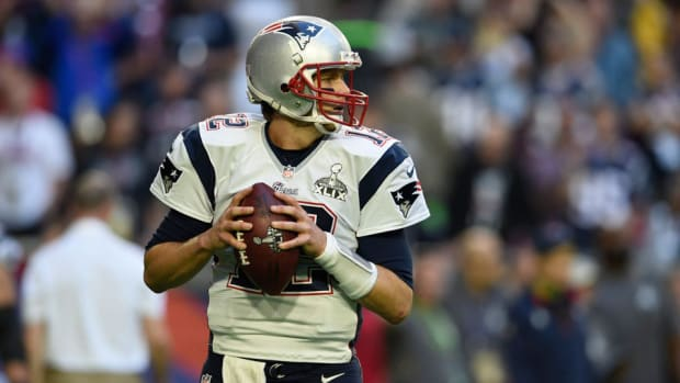 Super Bowl 15 Tom Brady New England Patriots