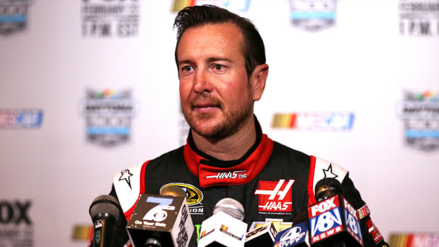 Will Kurt Busch ever return to NASCAR from his indefinite suspension? - Image