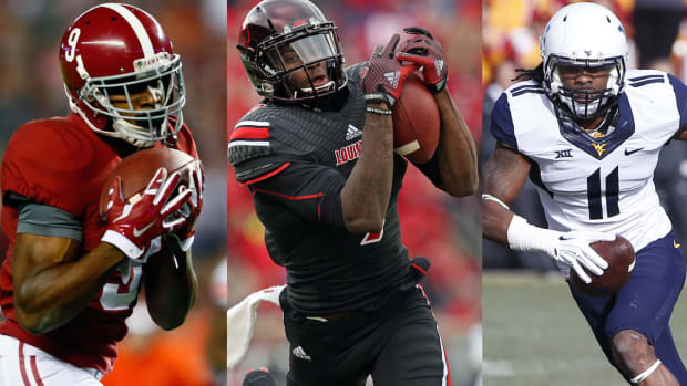2015 NFL Combine: Finding depth in WR class IMG