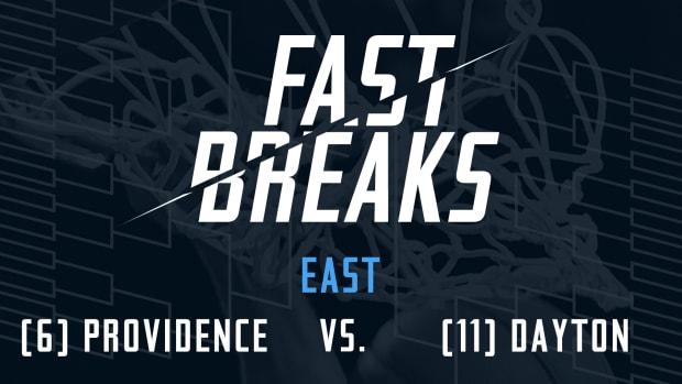 Fast Breaks: (6) Providence vs. (11) Dayton preview IMAGE