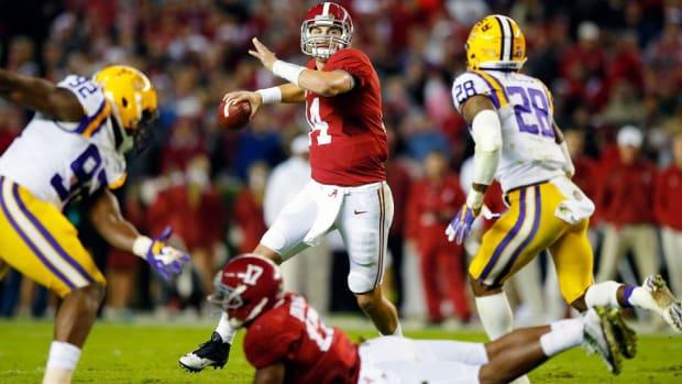 Oft-maligned Alabama quarterback Jake Coker seeks championship to etch his name into Crimson Tide lore