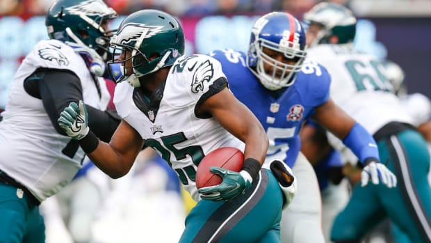 LeSean McCoy buffalo bills trade new contract details