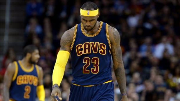 Cleveland Cavaliers LeBron James is producing a game show