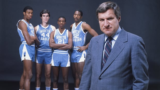 Sam Perkins: Dean Smith did everything the right way - Image