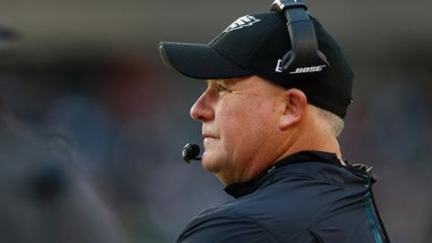 Eagles coach Chip Kelly expects to keep job -- IMAGE