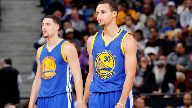 Golden State Warriors Steph Curry on Spalsh Brothers rivals - Image