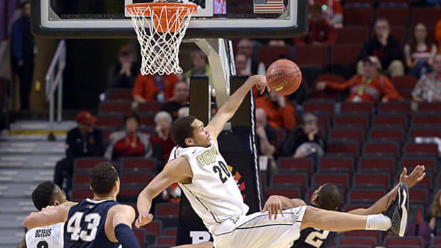A.J. Hammons, Purdue Boilermakers NCAA team preview
