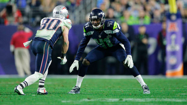 Byron Maxwell philadelphia eagles contract signing seattle seahawks clemson