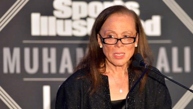 Lonnie Ali: Muhammad's career was a mosiac IMAGE