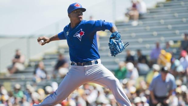 Marcus Stroman Toronto Blue Jays acl injury