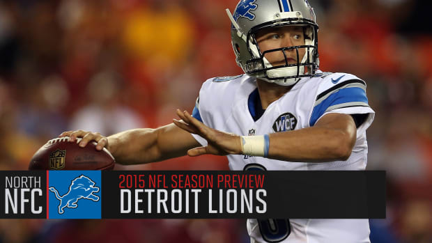Detroit Lions 2015 season previews IMAGE