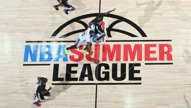 2015 NBA Summer League Las Vegas Preview IMG