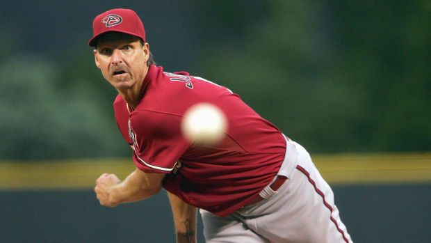 Randy Johnson voted into Hall of Fame