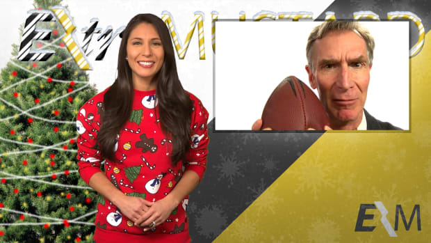 Mustard Minute's 12 Sports Nays of Christmas: 11 deflated footballs debunked by Bill Nye IMG