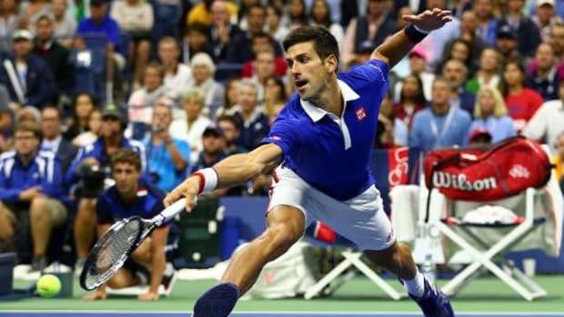 Sportsperson of the Year: Novak Djokovic IMAGE