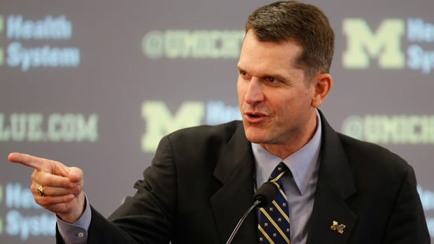 Ohio State wants Michigan to get better with Harbaugh - Image