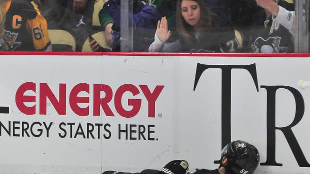 pittsburgh penguins kris letang concussion hospital