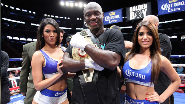 """Antonio Tarver: """"You're looking at the next heavyweight champion""""-image"""