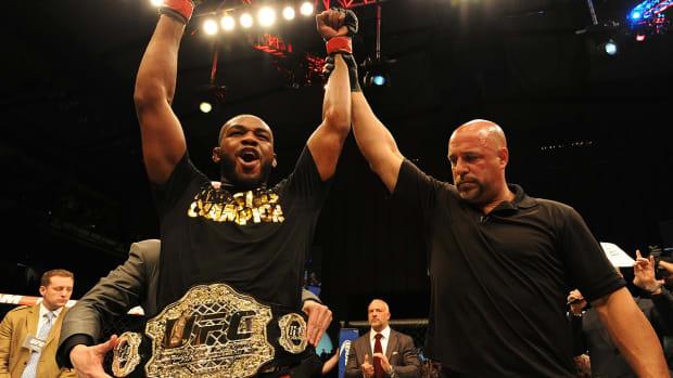 UFC reinstates former light heavyweight champion Jon Jones--image