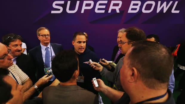 Josh McDaniels: Patriots won't avoid Richard Sherman IMAGE