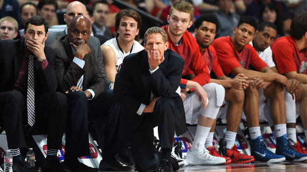 Mark Few Gonzaga hoop thoughts story top