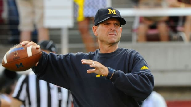 michigan-football-jim-harbaugh-warms-up.jpg
