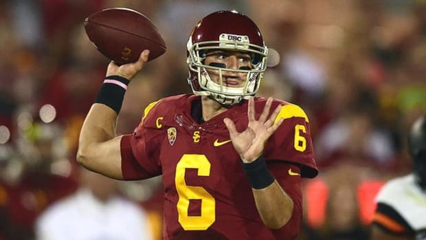 The Trojans Horse: Cody Kessler is following his USC QB predecessors in his own way
