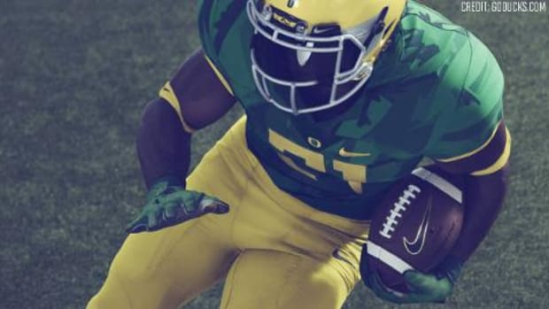 Oregon Ducks reveal special uniforms for 'Civil War' vs. Oregon State - IMAGE