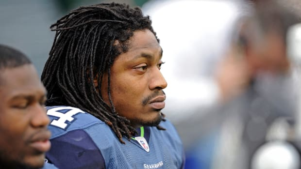 "Marshawn Lynch ""embarrassed to work for"" the NFL over fines"