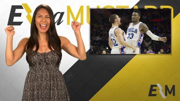 Mustard Minute: Kobe Bryant says Sixers were starstruck IMG