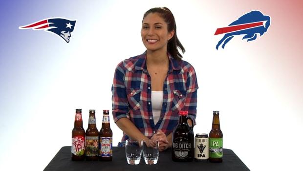 Mustard Minute: Week 11 Monday Night Football Beer Pick 'Em IMG