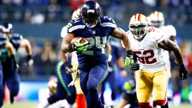 How the Patriots can stop Marshawn Lynch - Image