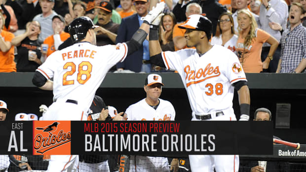 Verducci's Quick Pitch: 2015 Baltimore Orioles IMG