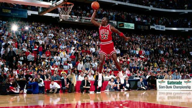 Michael Jordan's Space Jam trash talk was not PG