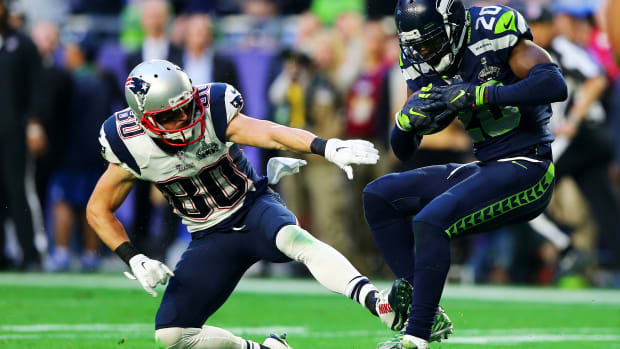 Jeremy Lane interception super bowl 2015 seattle seahawks patriots