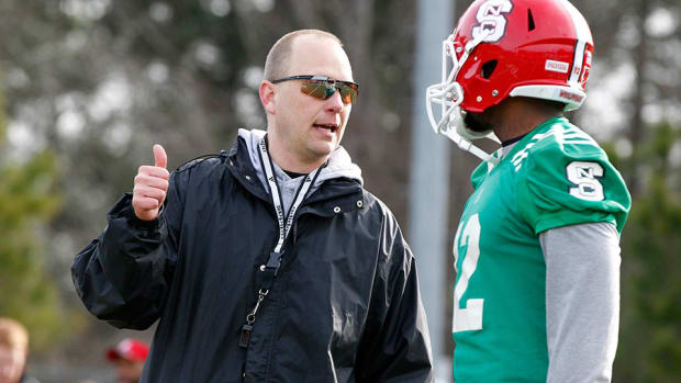 nc state football matt canada extension