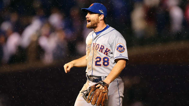 Report: Mets plan to extend qualifying offer to Daniel Murphy - IMAGE