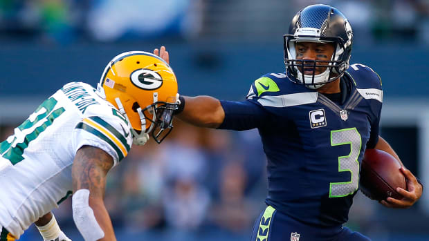Pick of the Week: Seattle Seahawks vs. Green Bay Packers IMAGE